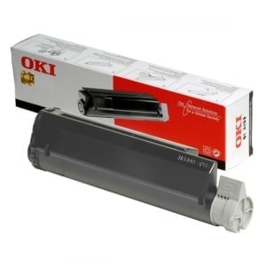 OKI Black Toner (5,000 pages)