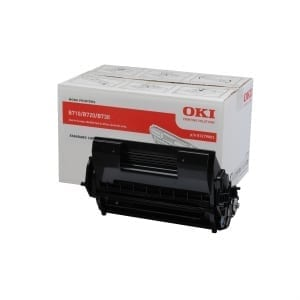OKI Print Cartridge (15,000 pages)