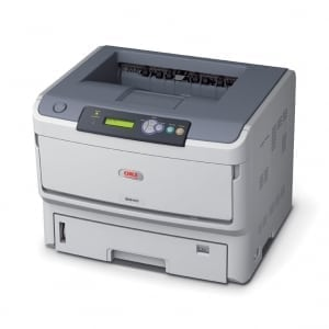OKI B840dn A3 Mono LED Laser Printer