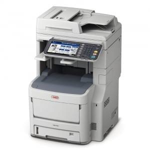 OKI MC780dfnfax A4 Colour Multifunction LED Laser Printer