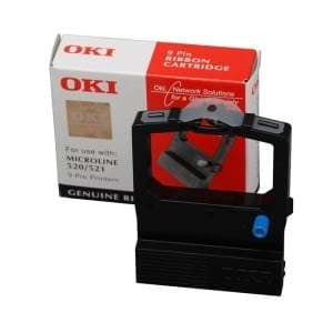 OKI Printer Ribbon (4 million characters)