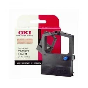 OKI Printer 4 Colour Ribbon (1.5 million characters)