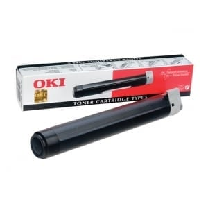 OKI Black Toner (3,000 pages)