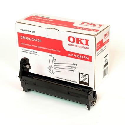 OKI Black Image Drum (20,000 pages)