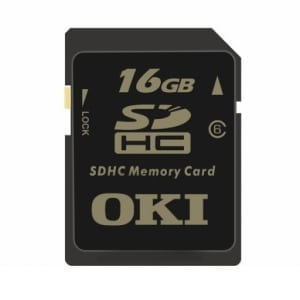 OKI 16GB SDHC Memory