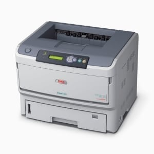 OKI ES8140 A3 Mono LED Laser Printer