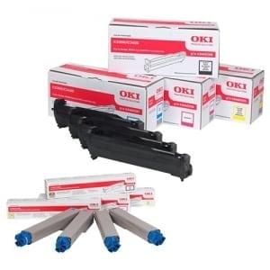 OKI Toners & Ink Cartridges