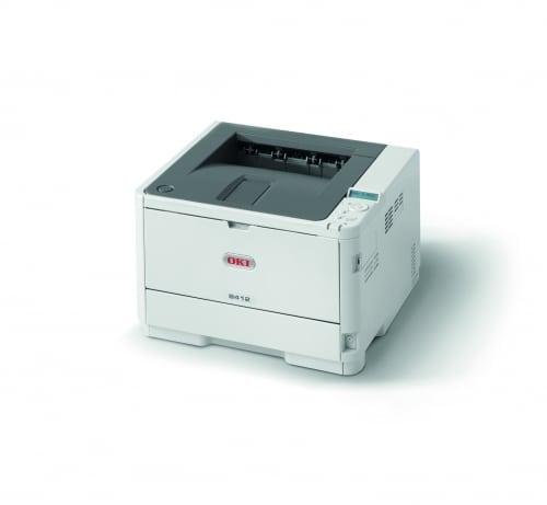 OKI B412dn A4 Mono LED Laser Printer