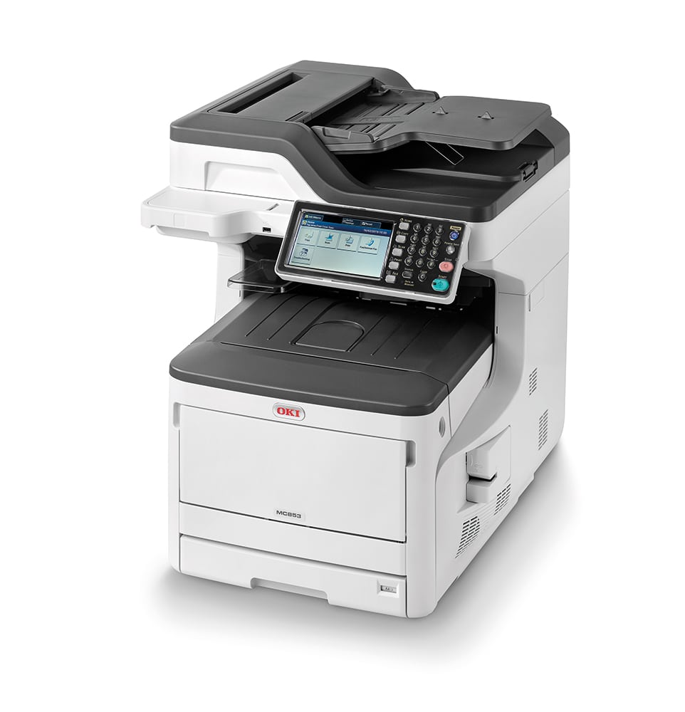 OKI MC853 Multifunction Printer Accessories