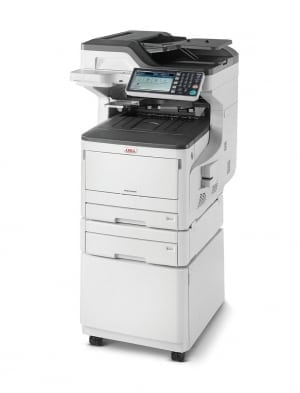OKI ES8453dnct A3 Colour Multifunction LED Laser Printer