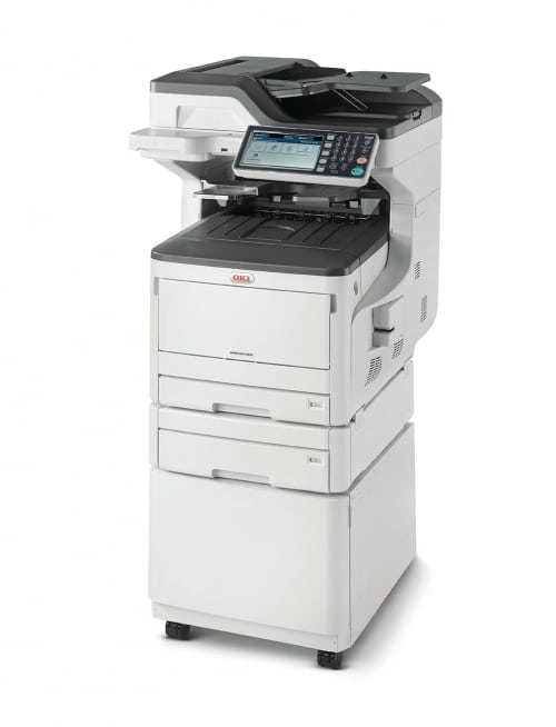 OKI ES8453dnct A3 Colour Multifunction LED Laser Printer