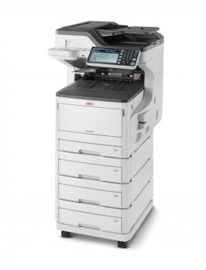 OKI ES8453dnv A3 Colour Multifunction LED Laser Printer