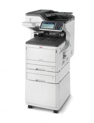 OKI ES8473dnct A3 Colour Multifunction LED Laser Printer