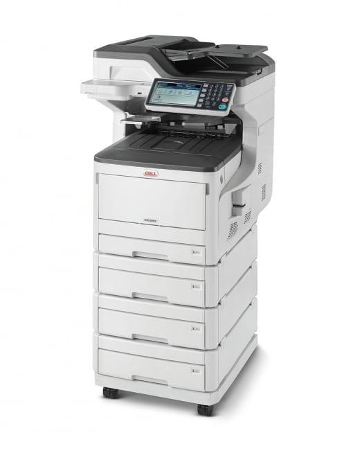 OKI MC853dnv A3 Colour Multifunction LED Laser Printer