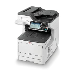 OKI MC873dn A3 Colour Multifunction LED Laser Printer