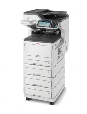 OKI MC873dnv A3 Colour Multifunction LED Laser Printer
