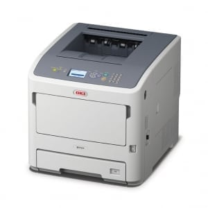 OKI B731dnw A4 Mono LED Laser Printer