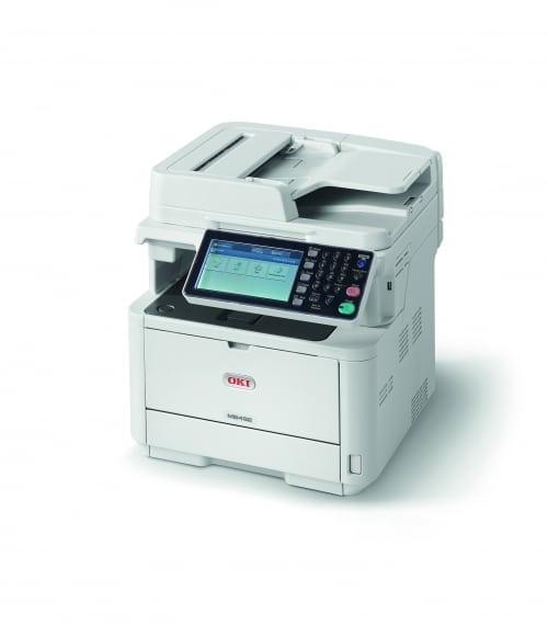 OKI MB492dn A4 Mono Multifunction LED Laser Printer