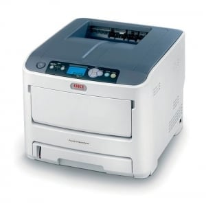 OKI Pro6410 A4 NeonColor LED Laser Printer
