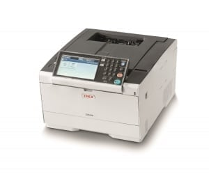 OKI C542dn A4 Colour LED Laser Printer