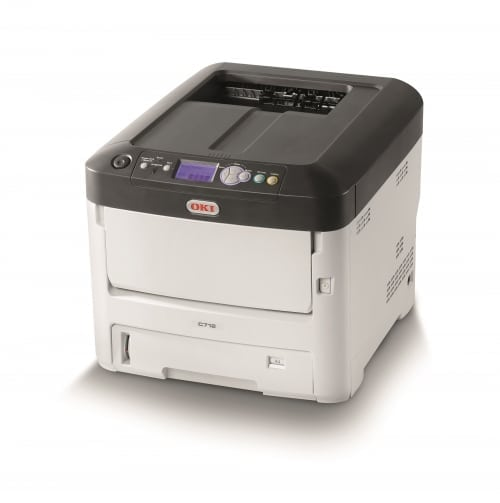 OKI C712 A4 Colour LED Laser Printer